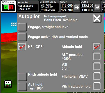 iEFIS Autopilot - MGL Avionics