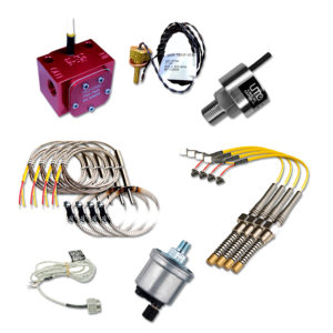 Lycoming 4 cyl Sensor Kit - Michigan Avionics