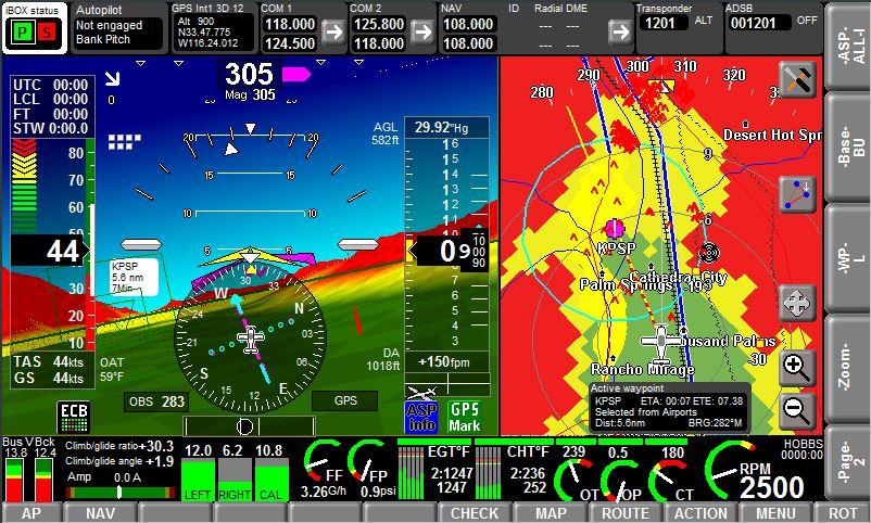 iEFIS Terrain View - MGL Avionics