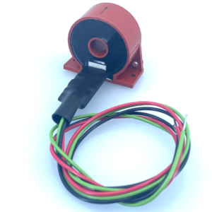 Closed Loop Magnetic Current Sensor Rear